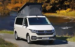 VW T6.1 California Coast 2.0 TDI 150PS