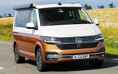 VW T6.1California Ocean 2.0 TDI 198PS 4x4